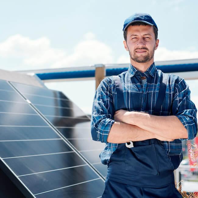 Profesional de Luzma Solar